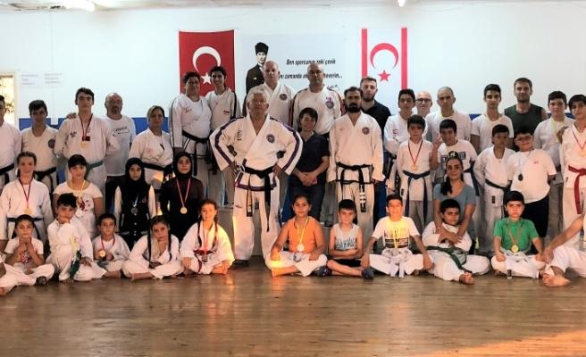 Ferdi Taekwondo şampiyonası yapıldı