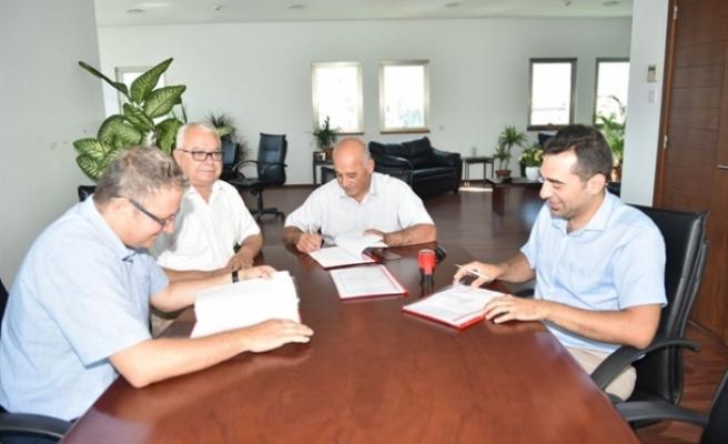 Gönyeli Belediyesi'nde 2019-2020 dönemi toplu iş sözleşmesi imzalandı
