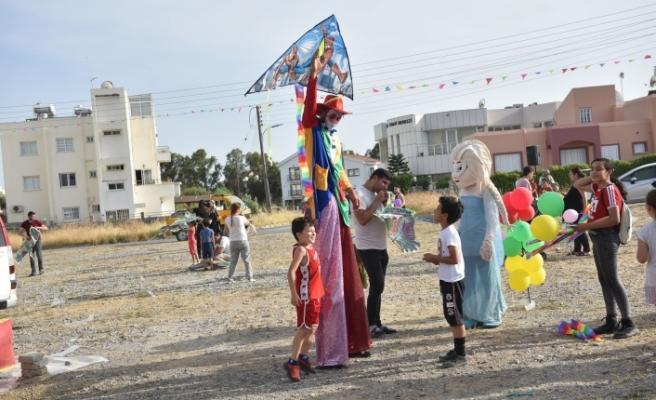 Gönyeli Belediyesi, uçurtma şöleni ve bisiklet Gönyeli etkinliği düzenledi