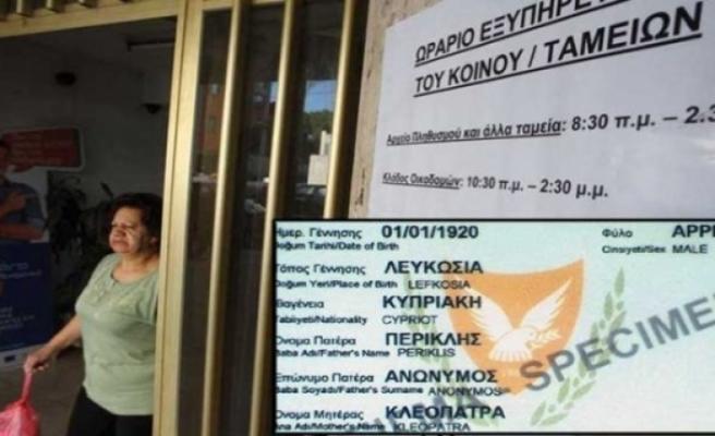 Güney Kıbrıs'ta üçüncü ülke vatandaşlarına verilen ikamet izinleri