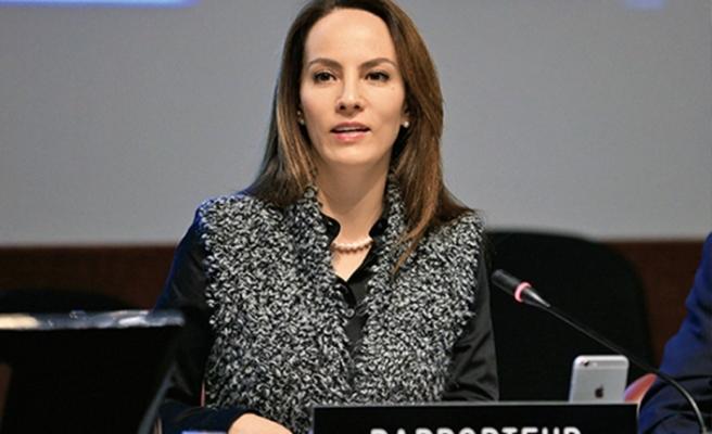 IPU Başkanına Kıbrıs sorunu hakkında bilgi verdiler