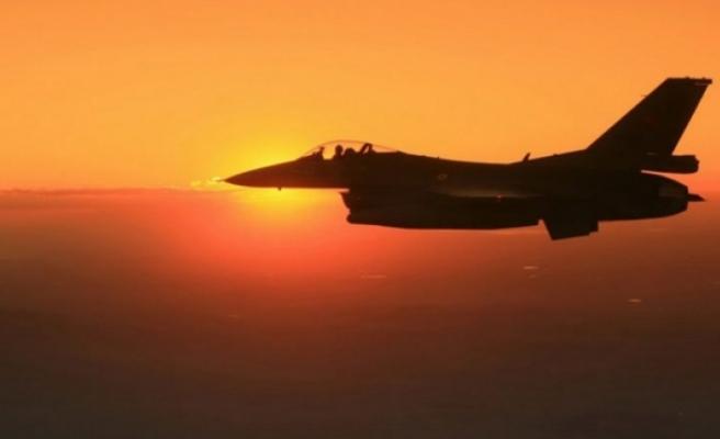 Irak'ın kuzeyine hava harekatı: 2 terörist etkisiz hale getirildi