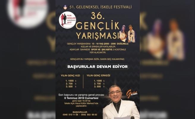 İskele Festivali 52 yaşında