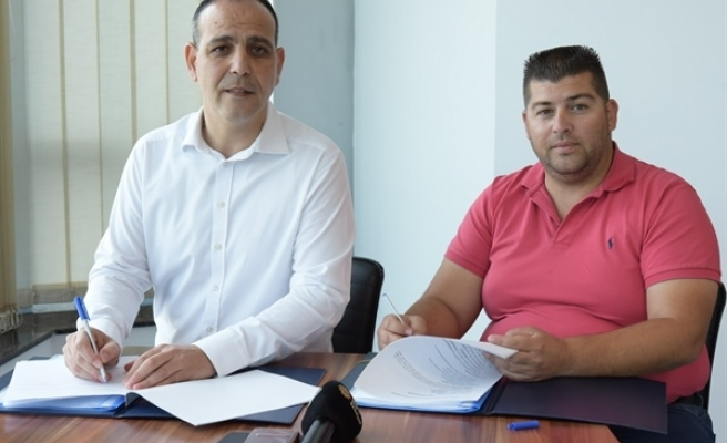 Kanalizasyon projesi ile ilgili sözleşme