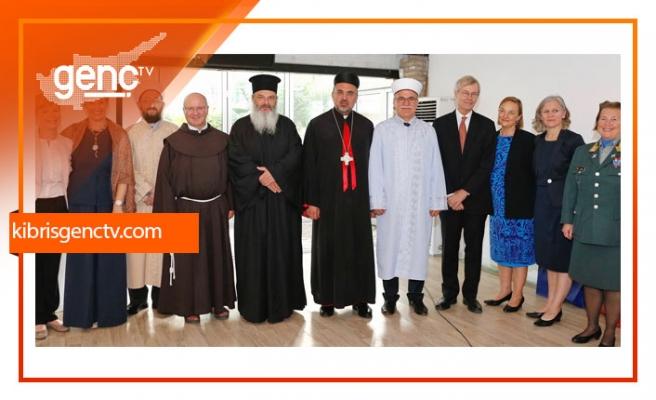 Kıbrıs'taki dini temsilcilerden çağrı