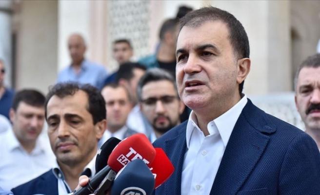 """""""Kıbrıs Türklerinin haklarının gasbedilmesine müsaade etmeyeceğiz"""""""
