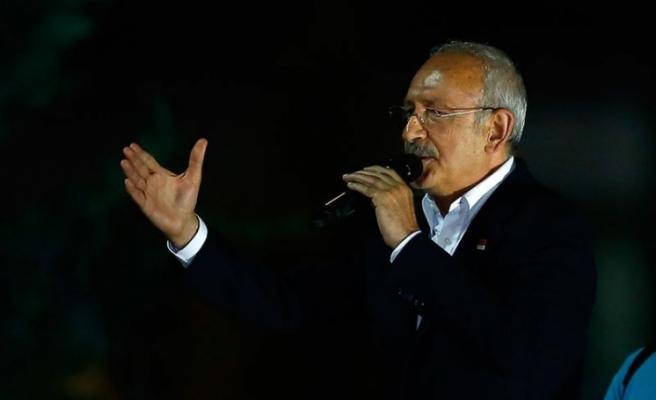 """Kılıçdaroğlu: """"Türkiye süratle gerçek gündemine dönmelidir"""""""
