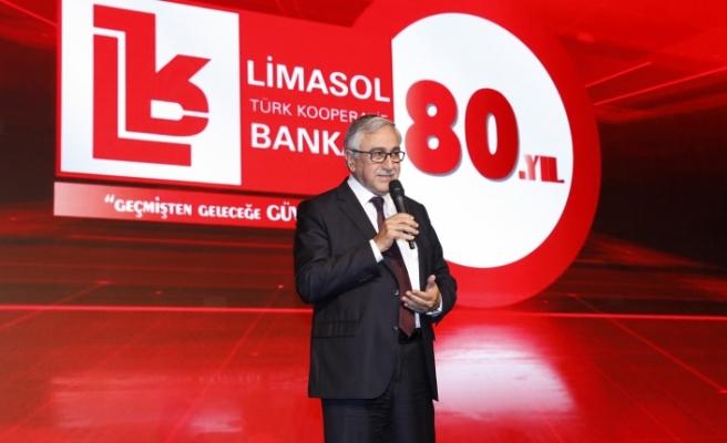 Limasol Türk Kooperatif Bankası'nın, 80. Gurur Yılı Gala Gecesi