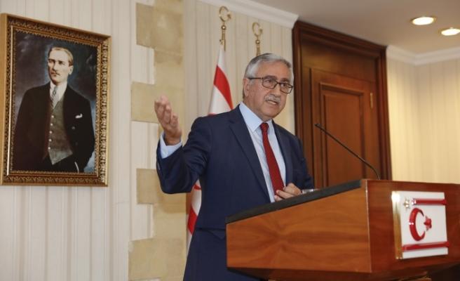 'Maraş konusunda BM ile uyumlu ve uluslararası hukuk içinde davranılmalı'