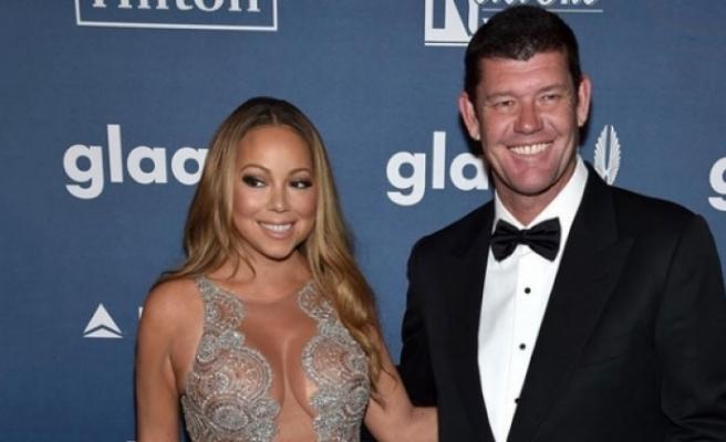 Mariah Carey'in nişanlısını aldattığı görüntüleri ortaya çıktı
