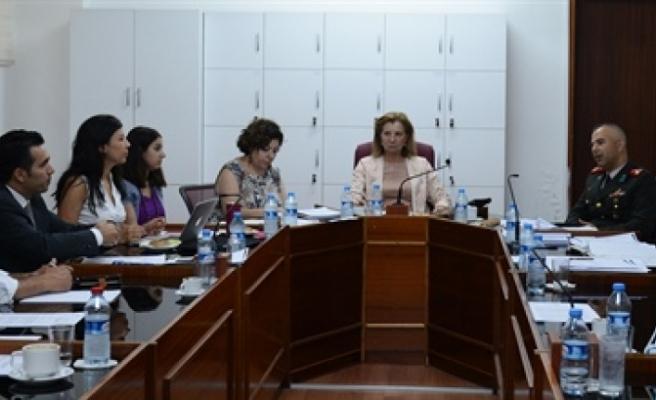 Meclis dilekçe ve ombudsman komitesi bazı raporları ve dilekçeleri onayladı