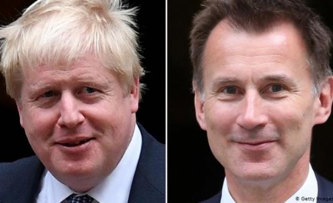 Muhafazakar Parti liderliği için 2 eski Dışişleri Bakanı yarışacak