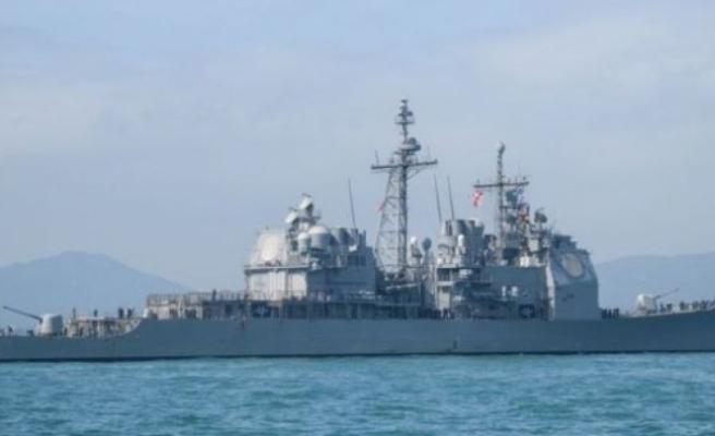 Rusya ve ABD savaş gemileri çarpışmanın eşiğine geldi