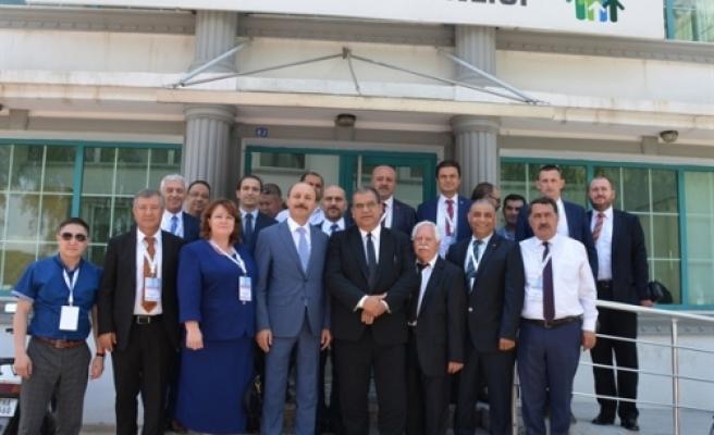 Sucuoğlu, Avrasya Eğitim Sendikaları Birliği ile biraraya geldi