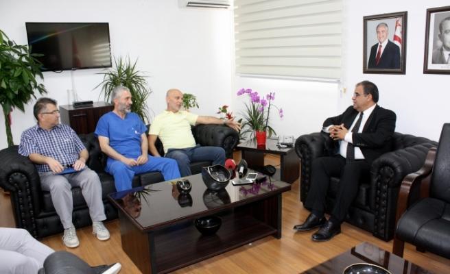 """Sucuoğlu: """"Genel sağlık sigortası olmazsa olmaz"""""""