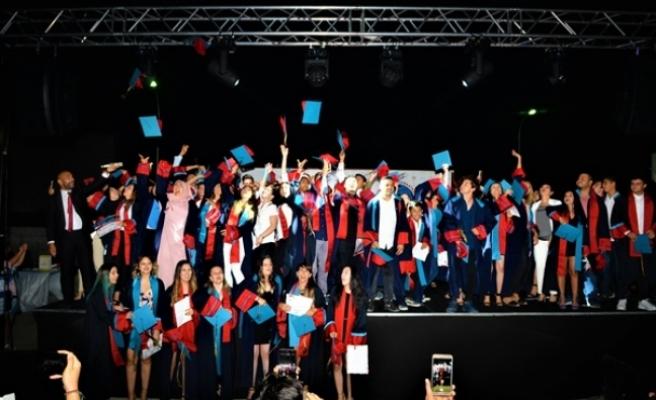 Taner Akcan Çıraklık ve Yetişkin Eğitim Merkezi'nde mezuniyet