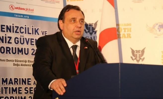 """""""Türkiye, Doğu Akdeniz'de proaktif ilişkiler yürütmeli"""""""
