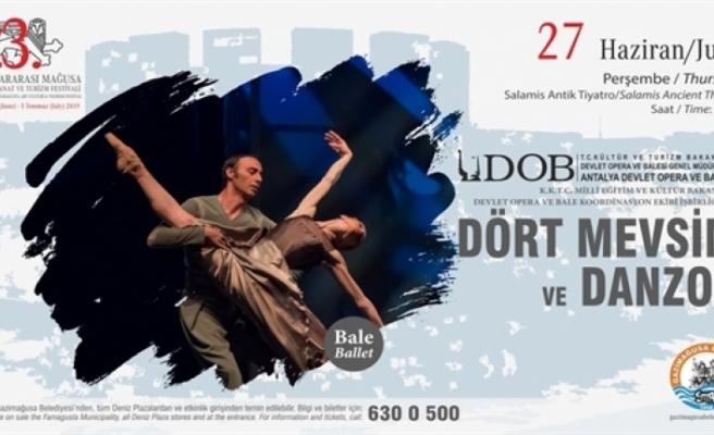 Uluslararası Mağusa Kültür Sanat ve Turizm Festivali