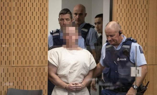 Yeni Zelanda'daki saldırı görüntüsünü paylaşan kişiye 21 ay hapis