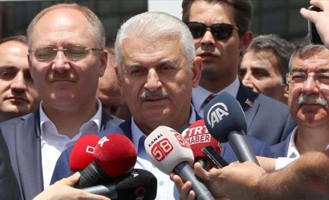 """Yıldırım: """"İstanbul önceliğimiz ama gereken her şeyi konuşuruz"""""""