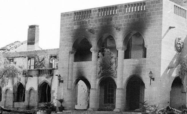 15 temmuz 1974... Kıbrıs'ta faşist yunan darbesi'nin 45'inci yılı