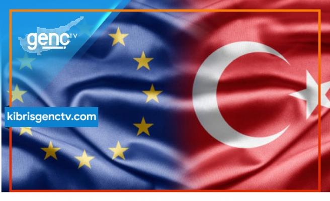 AB'den Türkiye'ye Doğu Akdeniz için yaptırım kararı