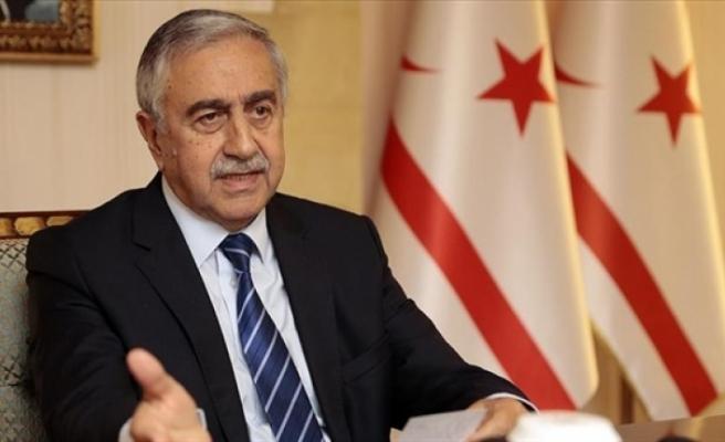 """Akıncı: """"Bu tutumun Kıbrıs'ta ve bölgede barış ve istikrara hizmet etmediği açıktır"""""""