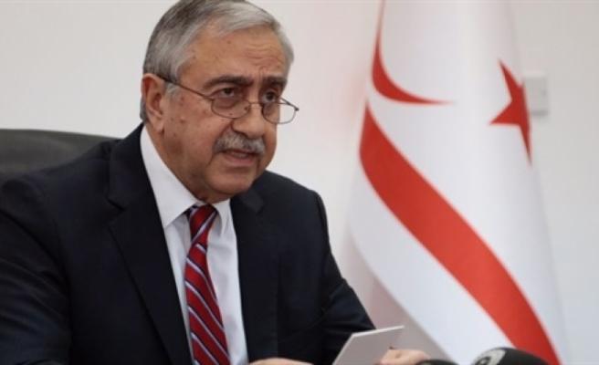"""Akıncı: """"Kıbrıs Türk halkını yok sayan her davranışın kendisi yok hükmündedir"""""""