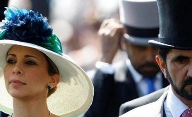"""""""Al Maktum'un eşi Prenses Haya İngiltere'ye sığındı"""" iddiası"""