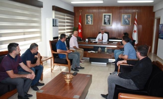 Amcaoğlu, Türkiye ile mali protokolü hafta sonuna yetiştirmeyi planladıklarını söyledi