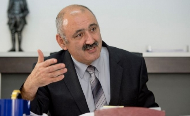 """Barış Burcu: """"Kıbrıs Türk tarafı iyi niyetle çalışmaya devam edecek"""""""