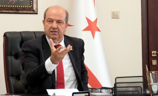 """Başbakan'dan Maraş açıklaması: """"Konu hükümetimizce ortaya atılmış ve hükümetimizce yürütülecektir"""""""