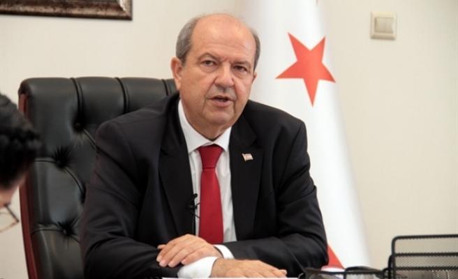 """Başbakan Tatar'dan """"15 Temmuz Demokrasi ve Milli Birlik Günü"""" mesajı"""