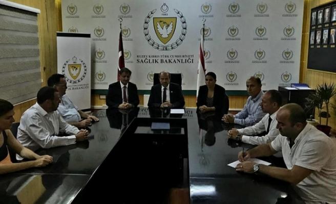 """Batı Nil Virüsü"" konusunda koordinasyon toplantısı"