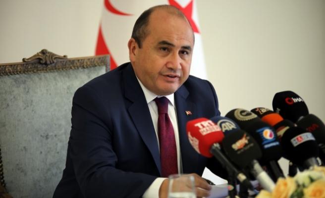 Büyükelçi Başçeri'den basın toplantısı