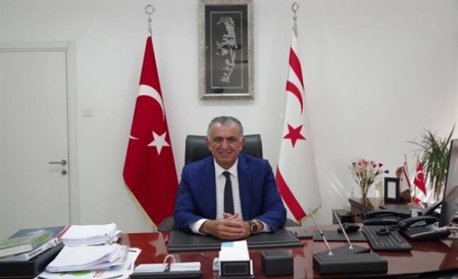 Çavuşoğlu, 20 Temmuz'un, KKTC devletinin egemen varlığının temelinin atıldığı gün olduğunu belirtti