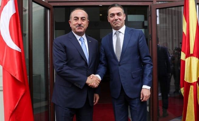 """Çavuşoğlu:"""" Doğu Akdeniz'de üç gemimiz var, dördüncü gemiyi de göndereceğiz"""""""
