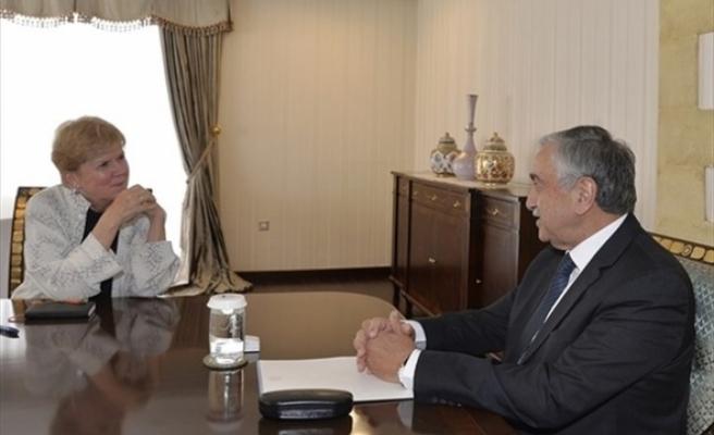 Cumhurbaşkanı Akıncı bugün Lute ile görüşecek