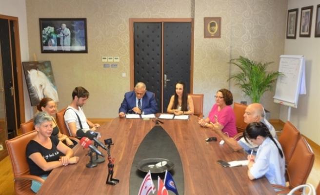DAÜ ile EMAA arasında iş birliği protokolü imzalandı