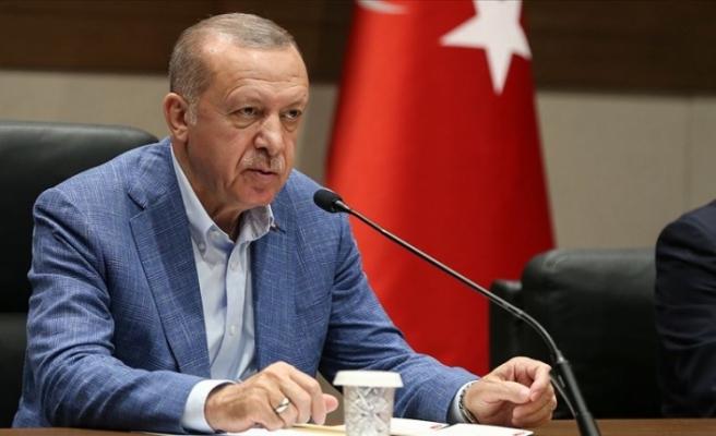 """""""Doğu Akdeniz'deki rahatsız edici sesler yolumuzdan alıkoyamayacak"""""""