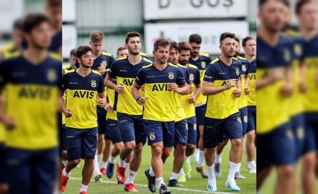 Fenerbahçe  kamp çalışmaları için Avusturya'ya gitti
