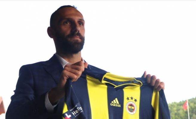 """Fenerbahçe'nin yeni transferi Muric: """"İyi ki buradayım"""""""