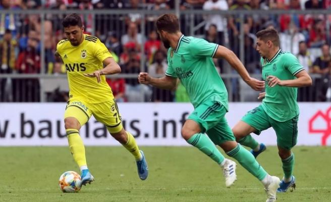 Fenerbahçe,  Real karşısında mağlup