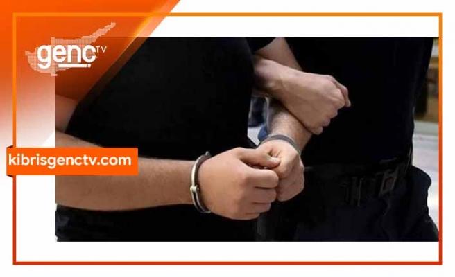 Girne'de uyuşturucu...3 kişi tutuklandı