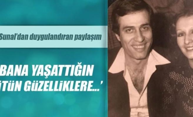 Gül Sunal, eşi Kemal Sunal'ın ölüm yıl dönümünde yaptığı paylaşımla duygulandırdı