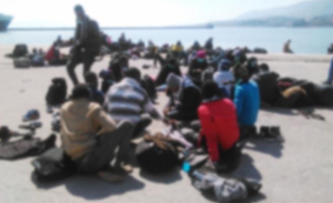 Güney Kıbrıs'a ilişkin mülteci rakamları
