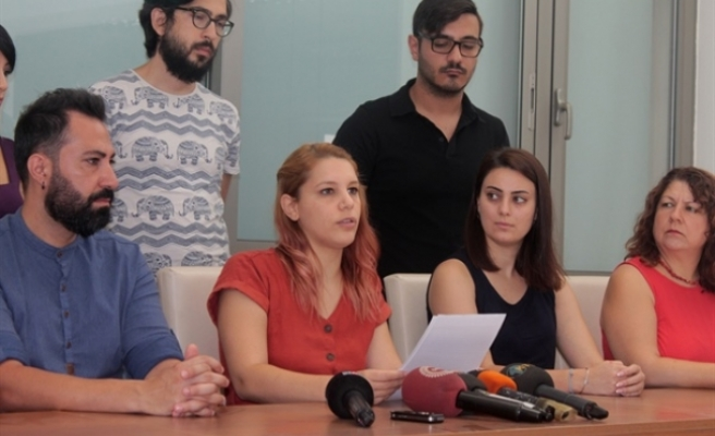 İnsan Ticaretiyle Mücadele Günü kapsamında basın  toplantısı düzenlendi