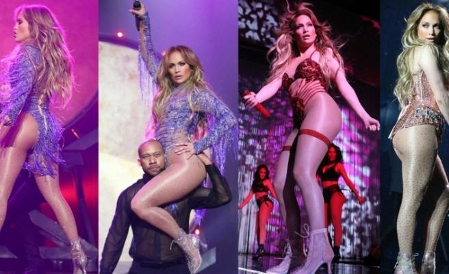 Jennifer Lopez'i locadan izlemenin işte fiyatı
