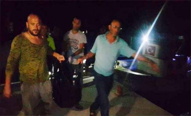 Kayıp Mert Katırcı'nın cansız bedenine ulaşıldı