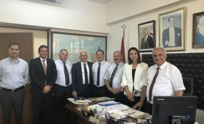 Kaymakamlardan Ankara'ya mesleki ve kültürel gelişim ziyareti